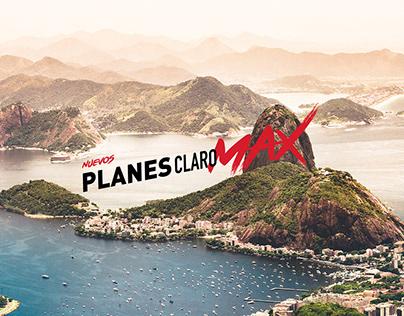 Planes Claro Max / Claro