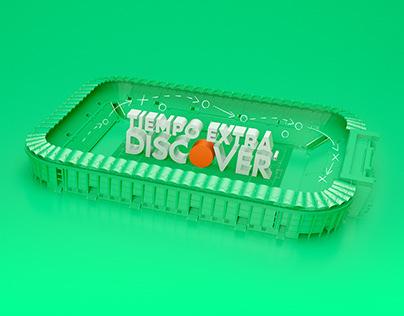 #TiempoExtraDiscover