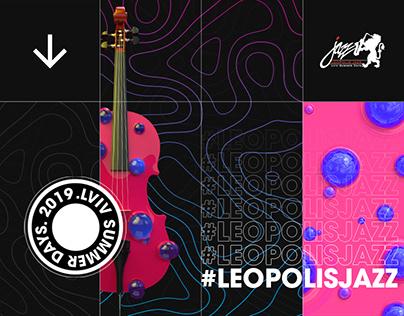 Reimagining Festival Identity- Leopolis Jazz Fest
