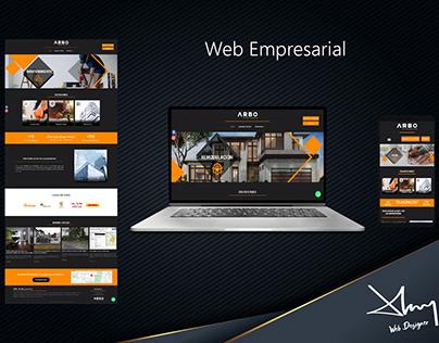 Web empresarial
