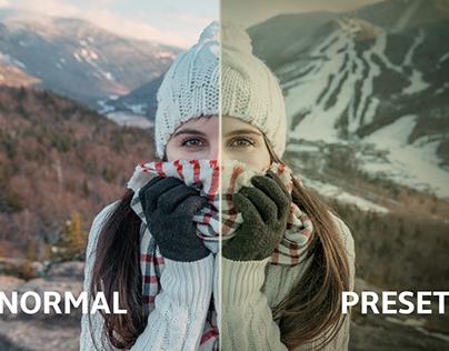 Color/Fog Presets Pack