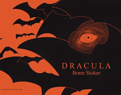 Dracula - Illustration Portfolio 2020