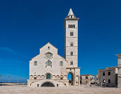 Trani e la sua cattedrale.