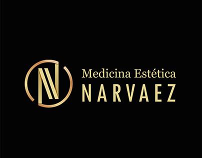 Logo Imagotipo Medicina Estética Narváez