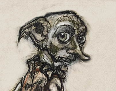 Dobby Illustration
