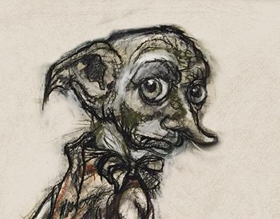 Dobby Illustration