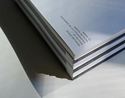 Remix 02 ¶ Printemps de la Typographie #10