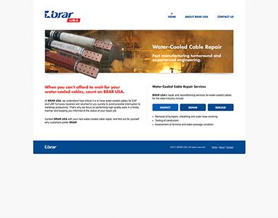 BRAR USA Website