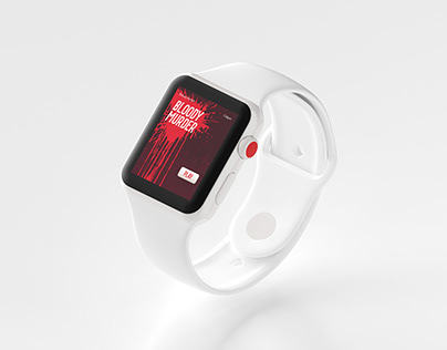 Bloody Murder Apple Watch Game