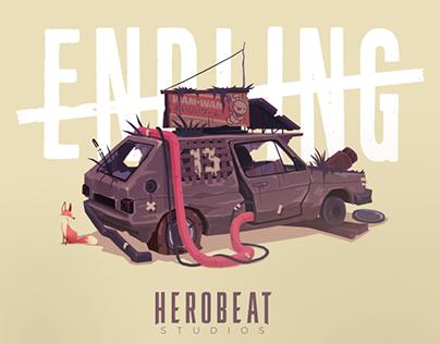 ENDLING // Concept Art