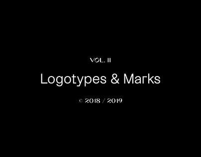 Logotypes & Marks - Vol. II