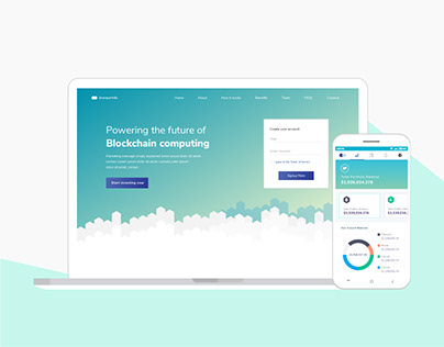 Dashboard for Crypto based Portfolio Management