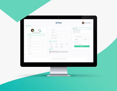 Dashboard UI/UX 2018