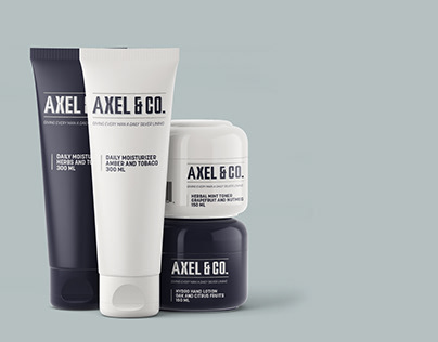 Axel & Co. - Branding and Logo Design