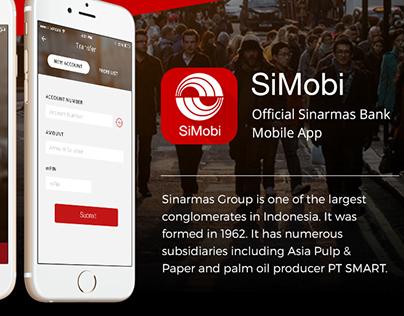 Simobi - Sinarmas Bank Official App