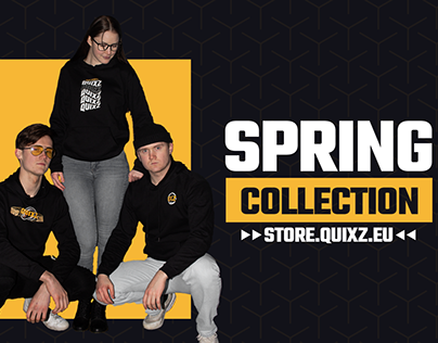 Quixz Esports Spring Collection