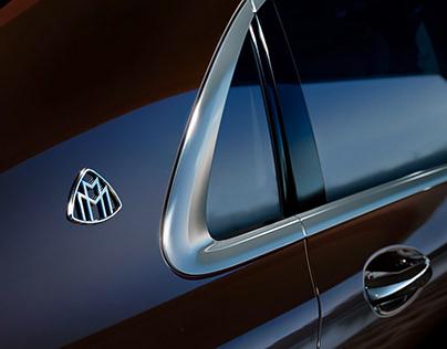 Mercedes-Maybach S-Class (Full CGI)