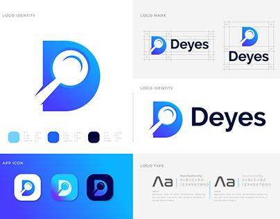 Branding Logo design for Deyes