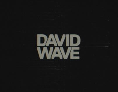 DAVID WAVE   REEL