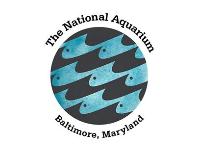 The National Aquarium Retail Bag