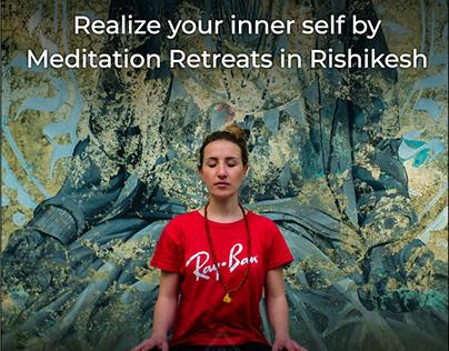 Meditation Retreats in India- Meditation in India