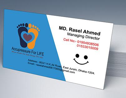 Business Card Catalog