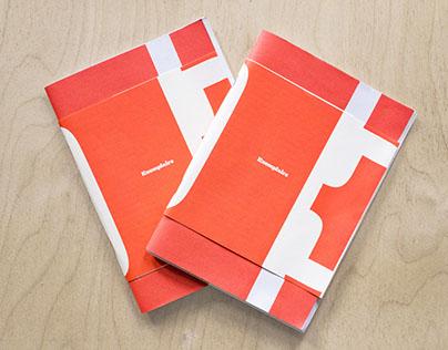 Exemplaire - Editorial design