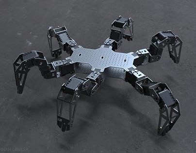 Crawler Drone