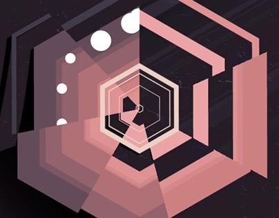 Polygonal Motion Graphics