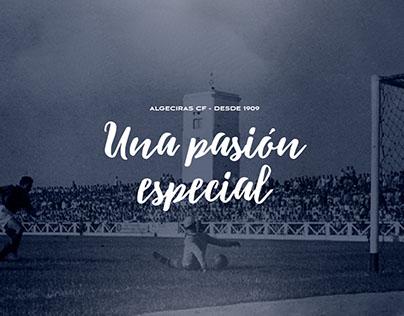 Algeciras C.F. | Una Pasión Especial