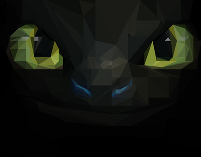 Toothless Fan Art