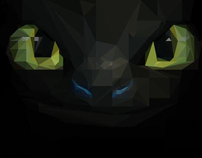 Toothless Fan Art