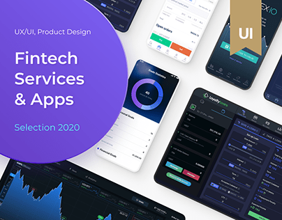 FinTech Product Design Selection 2020-2021