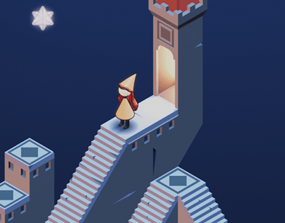 Monument Valley - Chapter VII Fanart