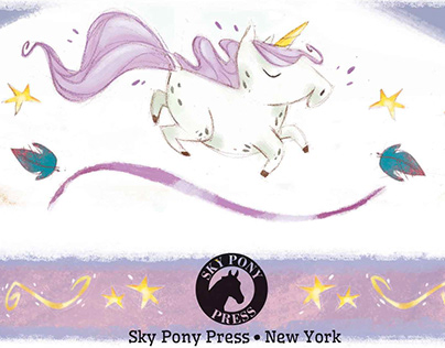 -How To Find a Unicorn- Sky Pony Press N.Y.