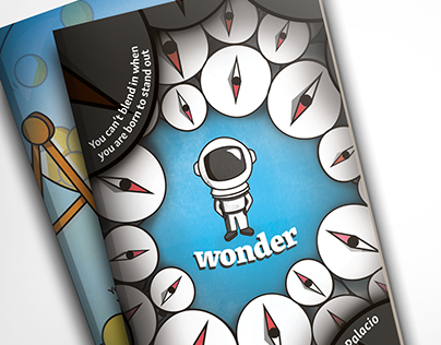 Book Covers: Wonder- Penguin Competition