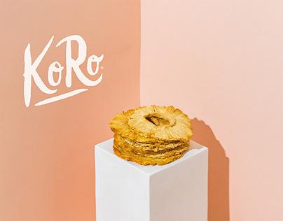 Photoshoot for KoRo Berlin