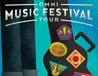 Omni Music Festival Tour