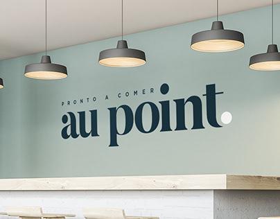 Au Point - Branding