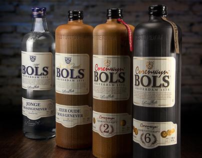 Bols Genever Restyling