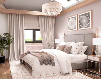 KSD-design: Bedroom for house