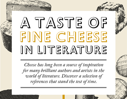 A Taste of Fine Cheese in Literature