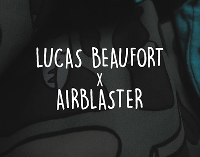 CRITTERFLAGE: Airblaster x Lucas Beaufort
