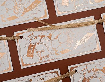 萌力星球 书签插图 Bookmarks