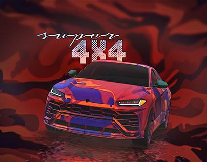 SUPER 4X4