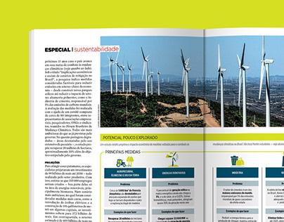 Revista Exame 1098 | Especial Economia verde