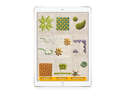 Needlepoint App