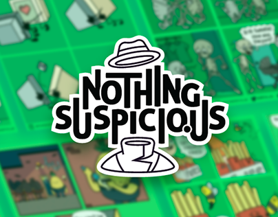 Nothing Suspicio.us Comics
