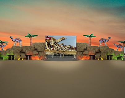 Camel Race Event