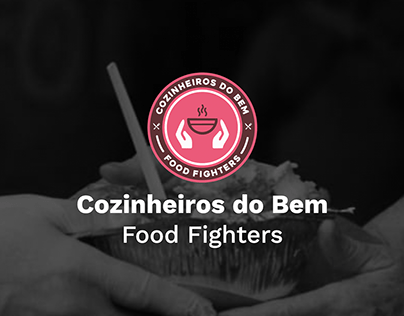 Cozinheiros do Bem - Food Fighters website